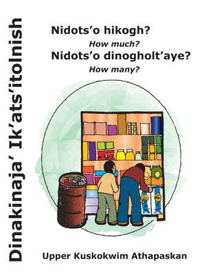 Dinakinaja' Ik'ats'itolnish Nidots'o hikogh? Nidots'o dinogholt'aye?