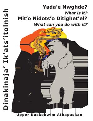 Dinakinaja' Ik'ats'itolnish Yada'e Nwghde Mit'o Nidots'o Ditighet'eł
